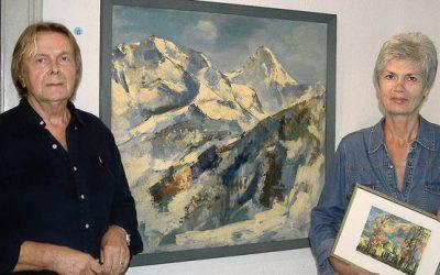 "Sonderausstellung ""Blaue Berge 1938-1941"""